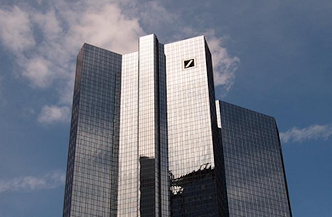 Deutsche Bank, la talpa rifiuta ricompensa da 8 mln di dollari