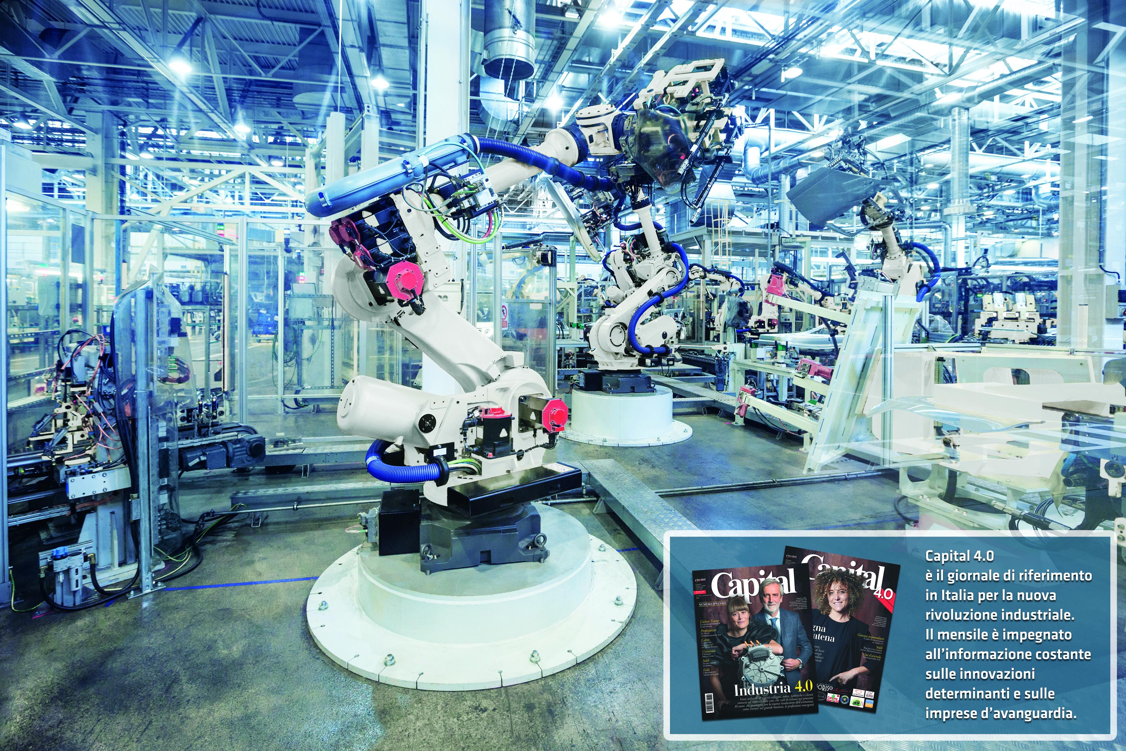 Industria 4.0, cómo fabricar fábricas de pensamiento