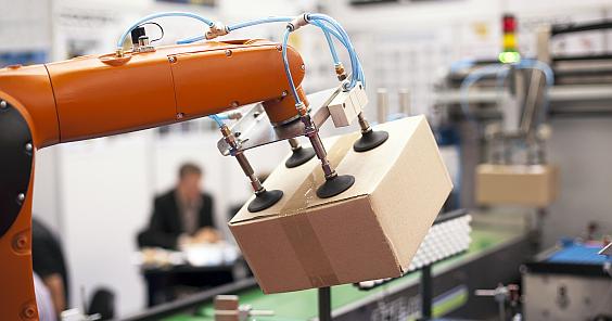 Le Nuove Tecnologie Pneumatiche per il Packaging 4.0