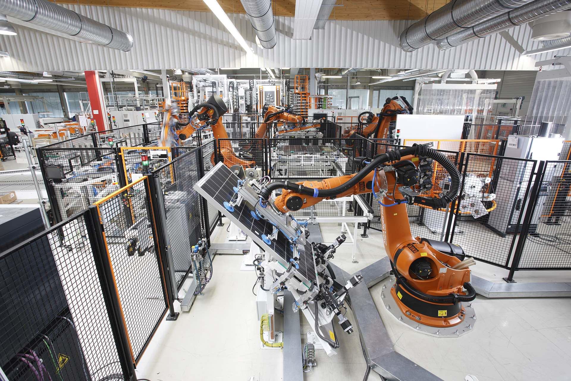 L'industria della tecnologia guida la ripresa