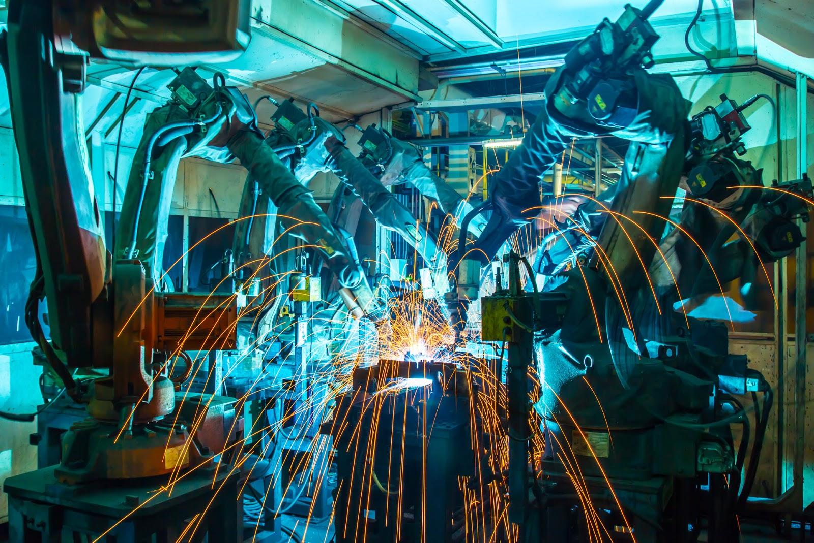 Industria meccanica, aumentano gli investimenti 4.0