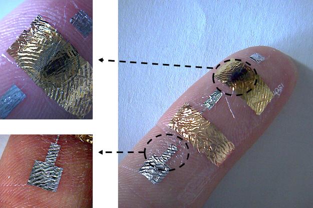 Si prepara una generazione di robot con la pelle sensibile