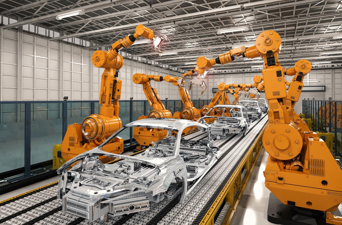 Boom di robot in Italia