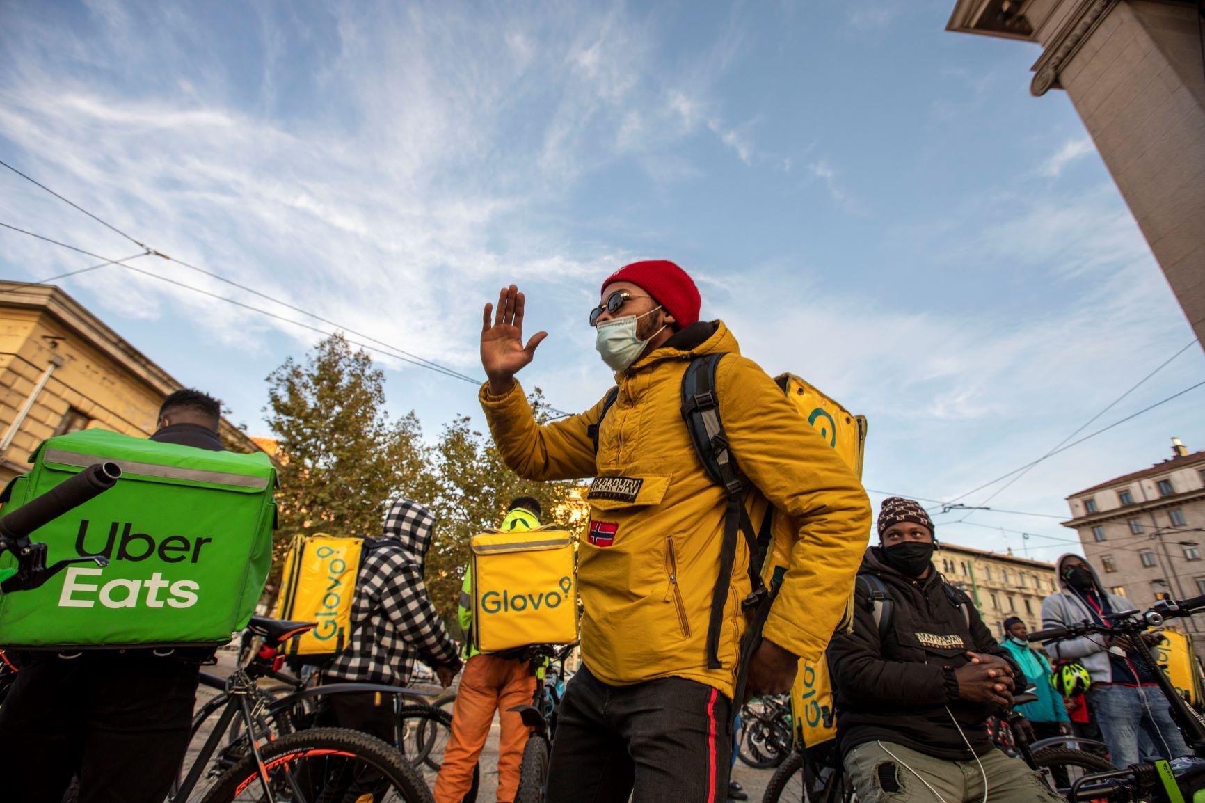 In California, oltre Biden, gli elettori hanno deciso che i rider non sono dipendenti