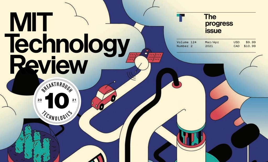Le 10 tecnologie d'avanguardia del 2021