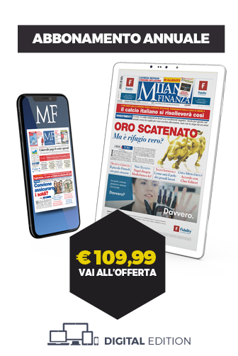 Acquista l'abbonamento a MF - Milano Finanza