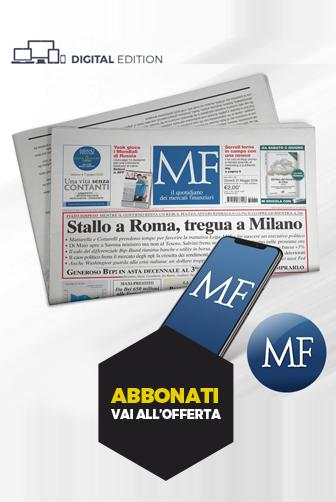 Acquista la copia singola di MF - Milano Finanza