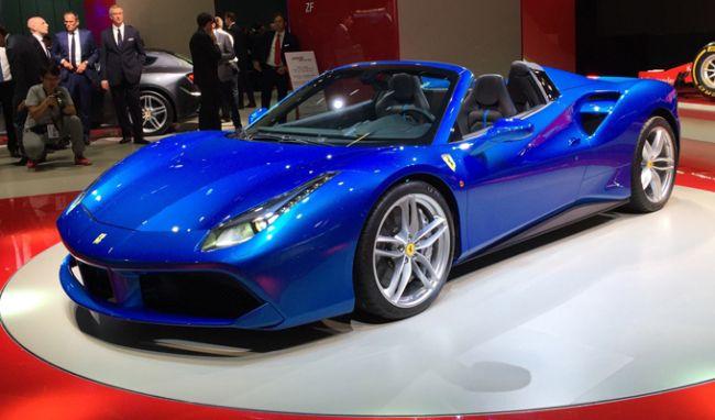Ferrari, la Cina batte cassa sulle supercar - MilanoFinanza.it
