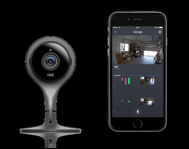 Nest debutta in Italia con termostato e videocamere - MilanoFinanza.it