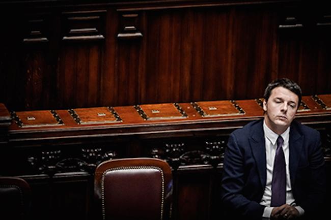 25 aprile: Renzi, esserne all'altezza senza polemiche e odio - MilanoFinanza.it