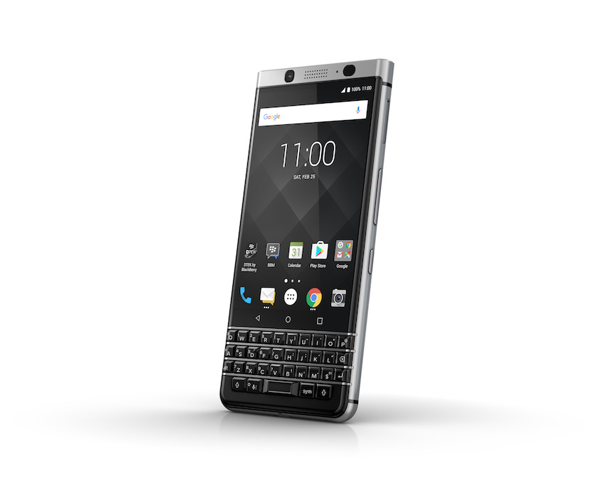 BlackBerry KEYone, efficienza al top - MilanoFinanza.it