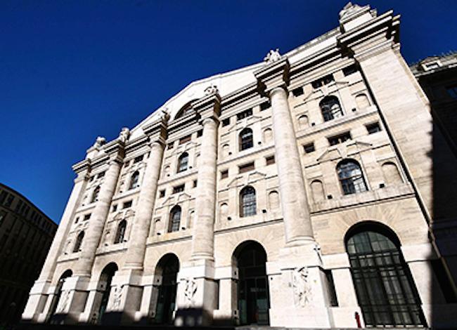 Piazza Affari (+0,6%) trainata da Telecom - MilanoFinanza.it