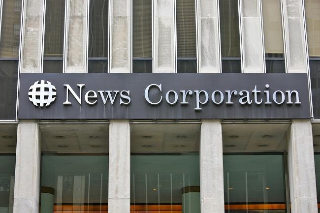 News Corp va in rosso nel quarto trimestre - MilanoFinanza.it