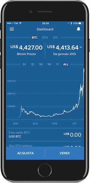 Acquistare e vendere bitcoin? Basta uno smartphone e un'app - MilanoFinanza.it