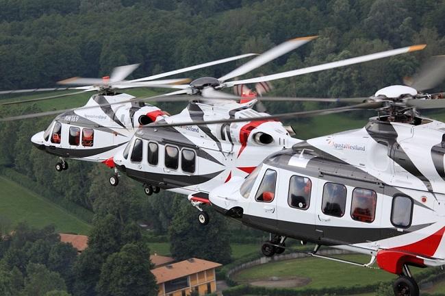 Elicottero Costo : Leonardo ottiene la certificazione per l elicottero aw