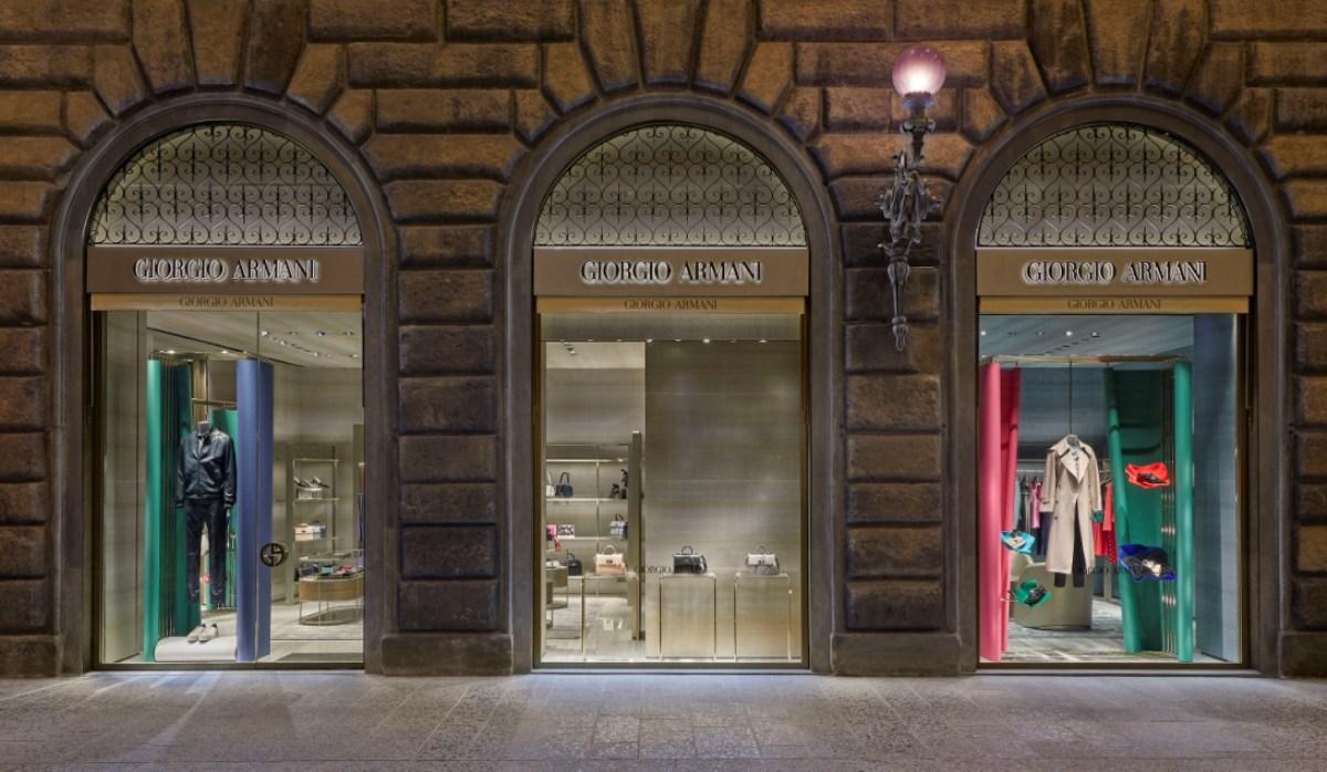Giorgio armani: «firenze mi ricorda che la moda si fa con il cuore
