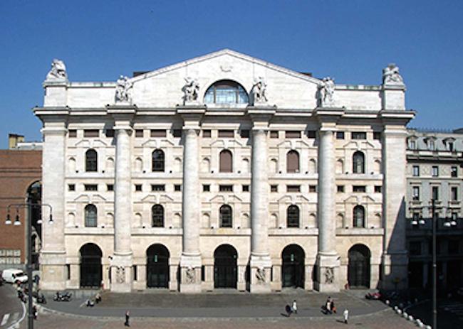 5eea5efa88 Piazza Affari. Piazza Affari vira al ribasso dopo le prime battute positive  in apertura. L'indice Ftse Mib segna ora ...