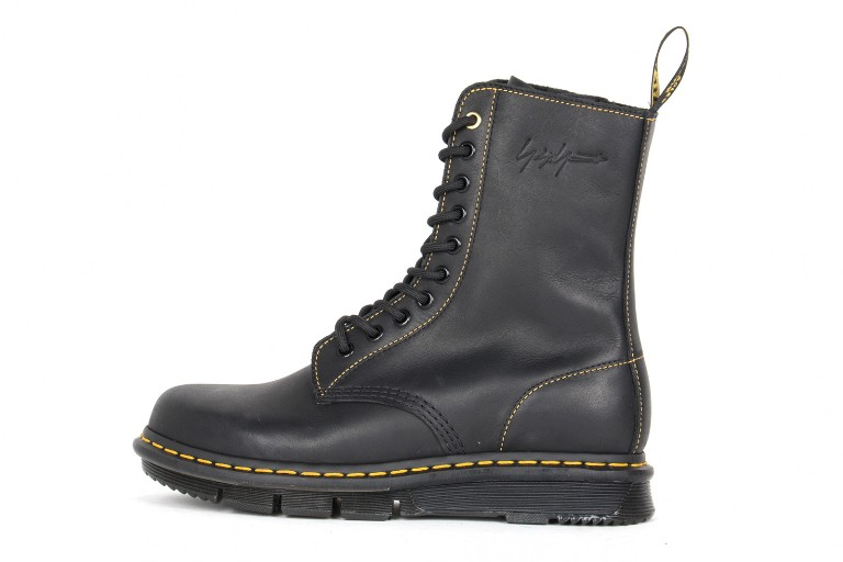 new product bdc75 b568f Yohji Yamamoto, seconda co-lab con Dr Martens - MilanoFinanza.it