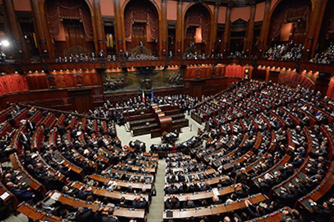 Legge di bilancio pesco reddito di cittadinanza for Lavorare in parlamento