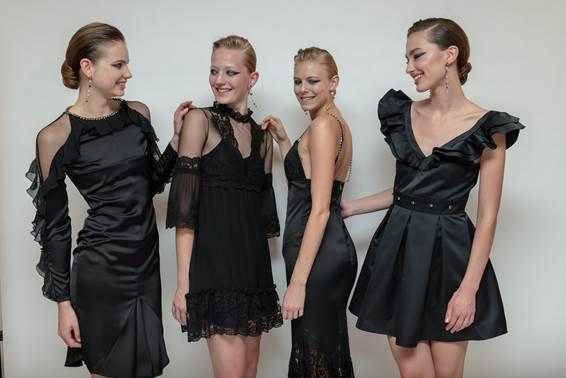 Alcuni look della collezione Motivi smart couture 26b6bc7b2178