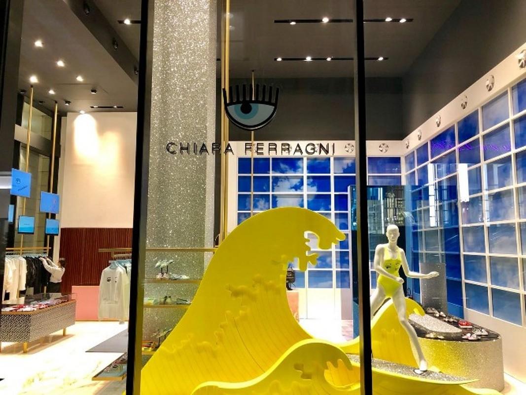 6f8992543ce26c Uno store Chiara Ferragni collection